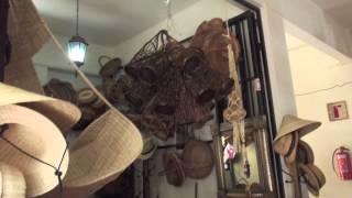 La cestería en Tequisquiapan Queretaro.
