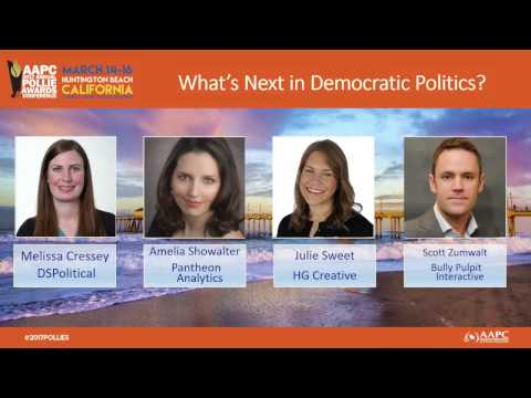 2017 Pollie Awards & Conference: What's Next in Democratic Politics?