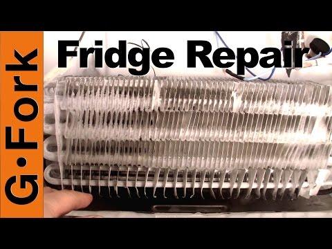 refrigerator-repair---freezer-coils-frozen---refrigerator-is-warm---gardenfork