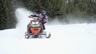 2021 Ski-Doo MXZ XRS 850