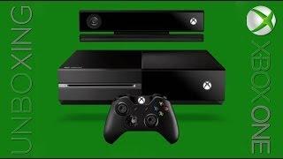 Unboxing Xbox One - Loja Vinny Games
