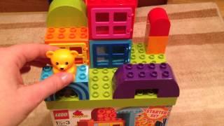 Лего дупло Lego Duplo конструктор детский(Спасибо за лайк и подписку! http://www.youtube.com/user/mamasecrets Ссылка http://www.ozon.ru/context/detail/id/1038753/?partner=simaty&from=bar., 2014-02-12T16:09:23.000Z)