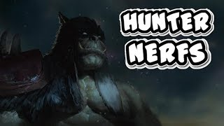Why HUNTER is so OP and how to fix it
