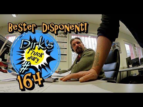 Bester Disponent! / Truck diary / ExpoTrans Lkw Doku #164