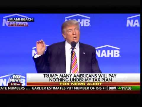 TRUMP GOES THERE! Attacks Hillary Clinton on Questionable Health