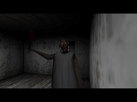 Granny: The Horror - alternate ending (delivered Teddy the Bear)