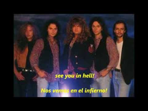 Grim Reaper-See You In hell-Letra-Subtitulos