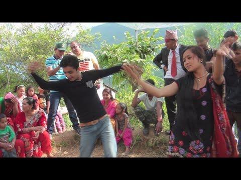 गाउँघरको झल्को मेटाउने जोशिलो नाच Panche baja chidipani gulmi