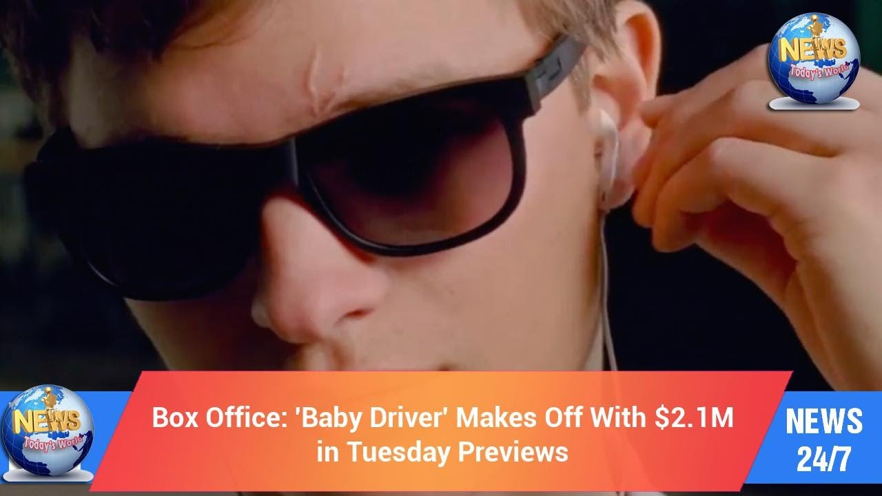 Box Office: 'Baby Driver' Makes Off With $2.1M in Tuesday Previews