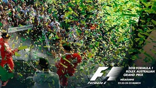 Promoᴴᴰ || Formula 1® 2018 Australian Grand Prix