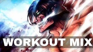 """RAGE MODE"" - Epic Badass Workout Motivational Powerful - 1 Hour Music Mix"