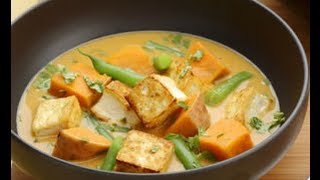 Red Thai Fish Curry Video Recipe