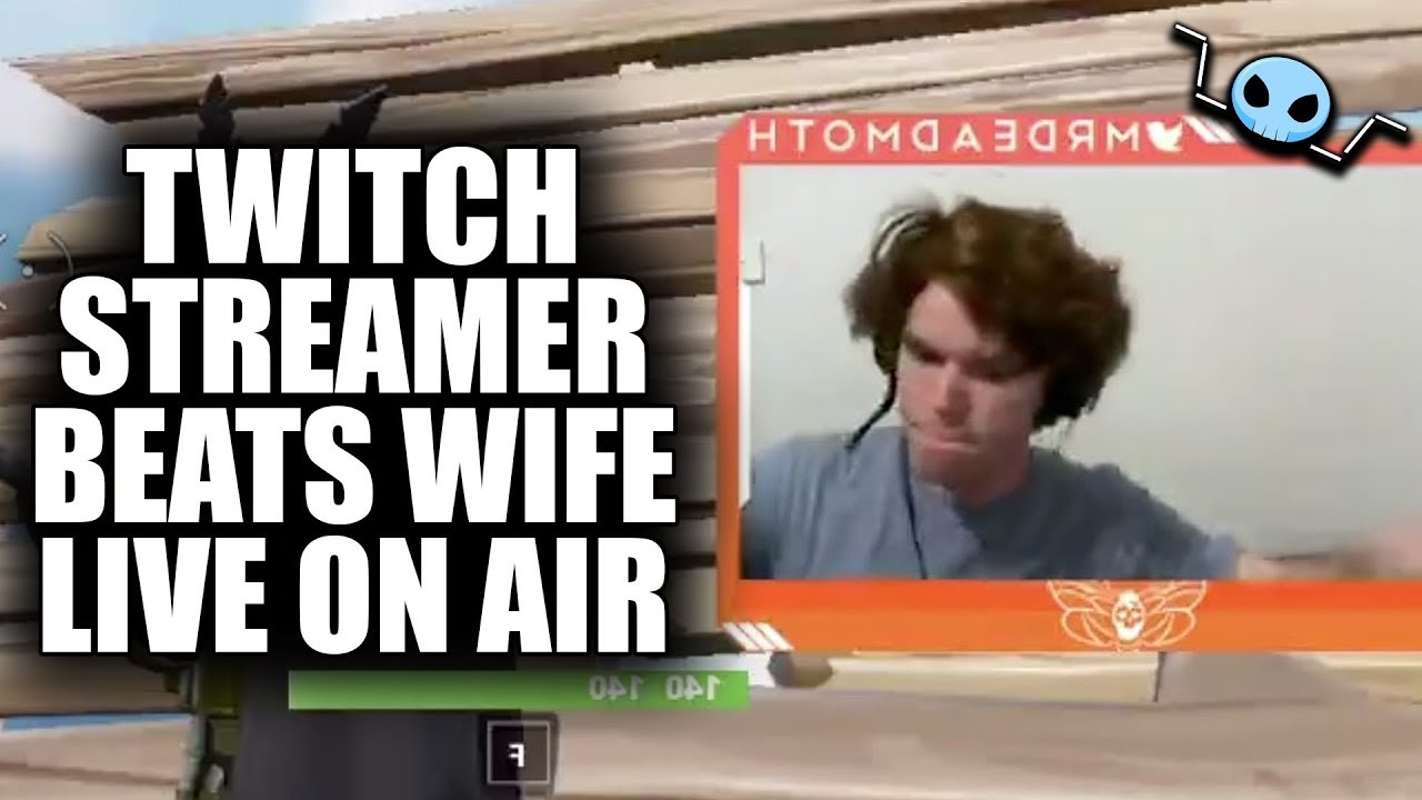 Mrdeadmoth Arrested After Assaulting Wife Wile Playing Fortnite
