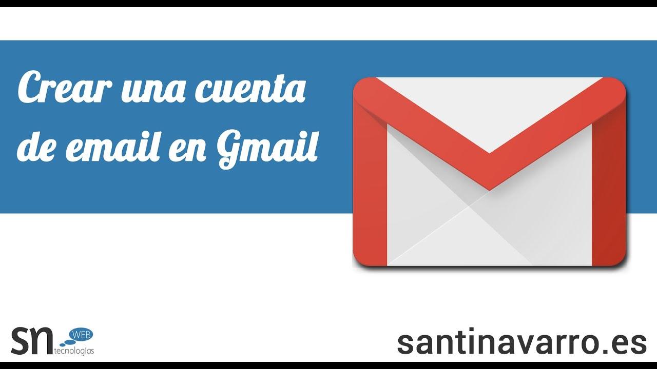 Gmail Como Abrir Un Correo Electronico En Gmail 2016
