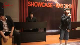 học viên Tommy và thầy Thanh Bùi biểu diễn tại Showcase 3 - 2013