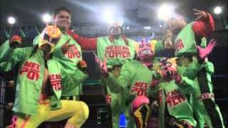 AAA theme song-Los Nuevos Mexican Power