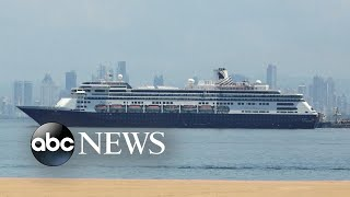 At least 4 people die on cruise ship headed to Florida
