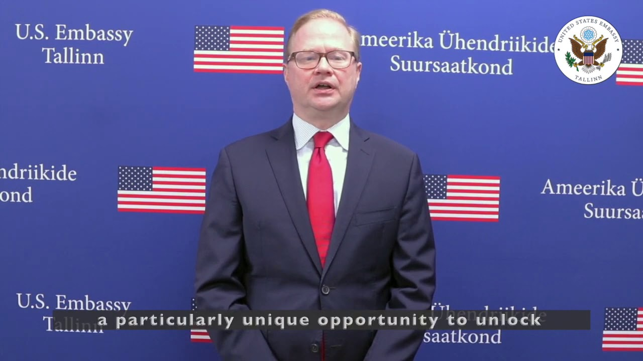 Baltic Fair: Welcome notes by Brian Roraff, Chargé d'Affaires at the U.S. Embassy Tallinn