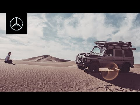 Mercedes-Benz G-Class: A Family Adventure In Morocco