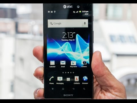 Sony Xperia ion Hard Reset, Format Code solution