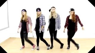 AMPLIFIER - CHOREOGRAPHY BY GINGER