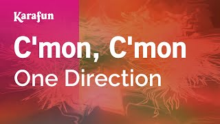 karaoke-c-mon-c-mon---one-direction