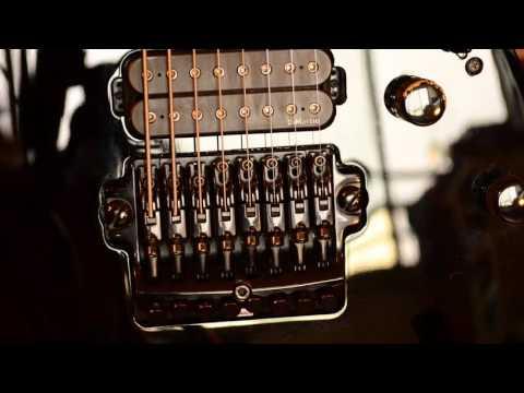 Metal Guitar Backing Track in C Minor (110 bpm)