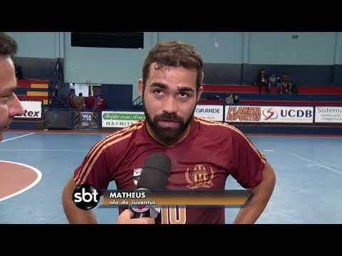Asas do Futuro vence e está perto da segunda fase da Taça SBT MS de Futsal
