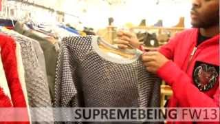 SUPREMEBEING Fall Winter 2013-2014 Collection at Capsule NYC Thumbnail