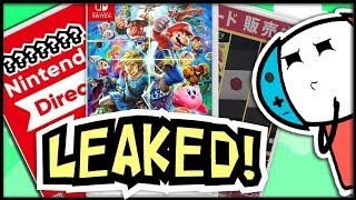 Smash Bros DLC Fighter Ad LEAKED! | Next Mini Nintendo Direct SOON