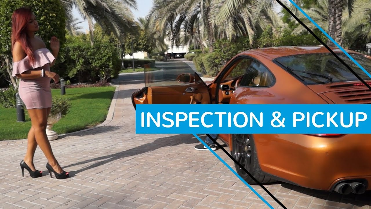 Inspection And Pickup Before Shipment From Dubai To Germany Youtube