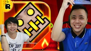 Geometry Dash Meltdown - Tetep CUPU - IOS Android Gameplay Indonesia thumbnail