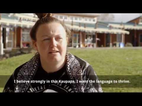 Māori speaking non-Māori relate where they fit in te ao Māori