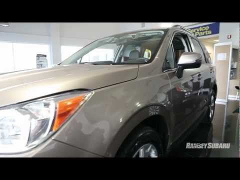 VIDEO REVIEW: 2014 Subaru Forester In NJ - Ramsey Subaru's 2014 Forester