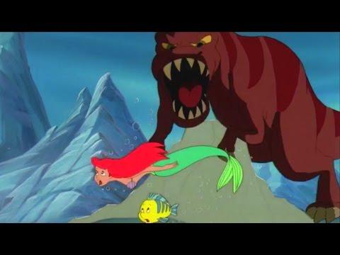 Русалочка три мультфильм