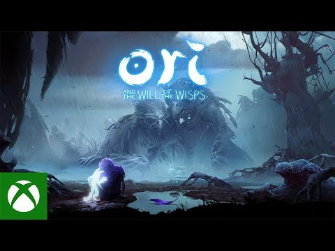 Ori and the Will of the Wisps - E3 2017 - 4K Teaser Trailer