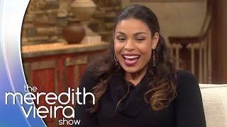 Jordin Sparks loves Brad Pitt!   The Meredith Vieira Show