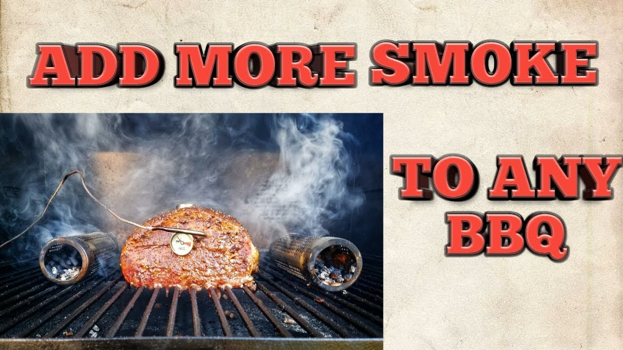 Add More Smoke To Any Bbq Pellet Tubes Best Grill