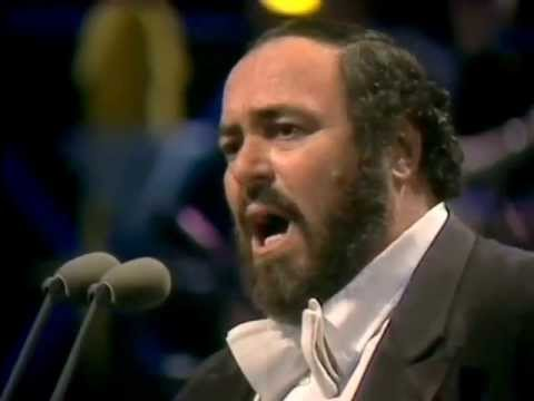 luciano-pavarotti:-'nessun-dorma'