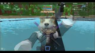 Hunger Games Catching Fire:Episode 1 Roblox By AlaraSadara!
