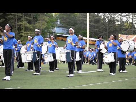 Metro Atlanta Jamboree 2014 - BEST/CSK Academy v. Cedar Grove