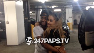new exclusive ariana grande sings happy birthday to cheetah boy in nyc 08 27 14