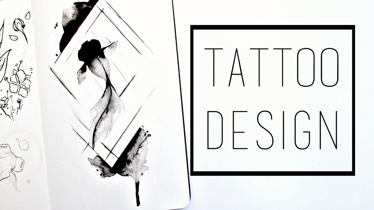 Designing a Tattoo · 30 Ways to Fill a Sketchbook · SemiSkimmedMin ...