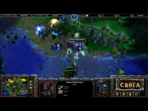 [MooCup] Happy (UD) vs Worker (Orc) - G2 - WarCraft 3 - WC1765