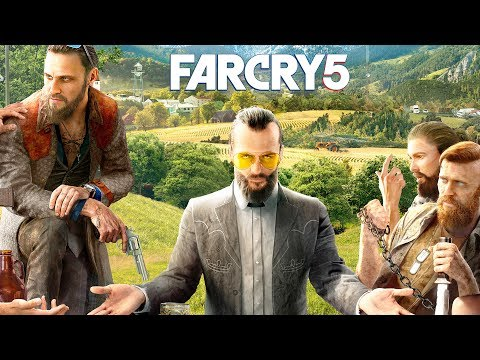 FAR CRY 5 - Trailer en Español ( PS4, PC, XBox One ) 2018
