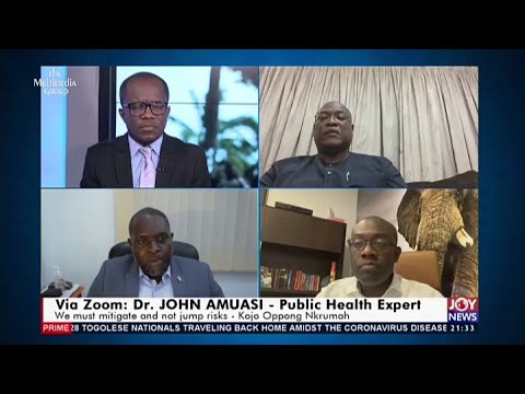 Election 2020 While Living With The Virus -  PM Express On Joy News (26-5- 20)