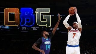 Knicks Full Game Highlights vs Hornets (11/25/16) Melo's 35pts Leads NY to Victory in OT!