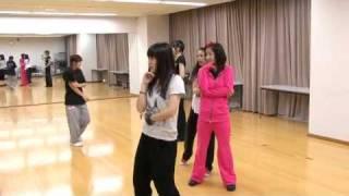 ºC-ute Kiss me Aishiteru Dance Lesson Making-Of