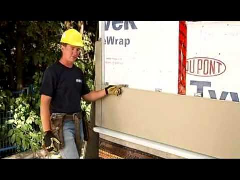 Термозащита фиброцементная огнеупорная плита - YouTube