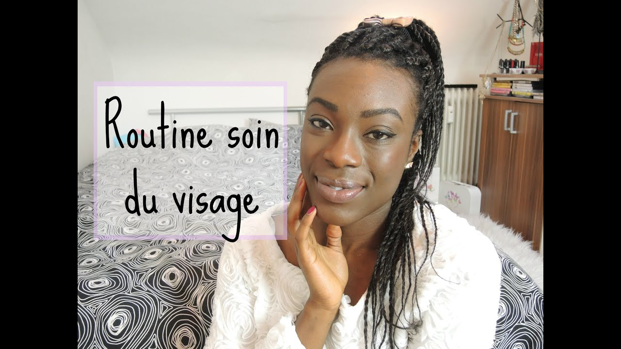 routine soin du visage winter flemmarde edition adieu t ches d 39 hyperpigmentation youtube. Black Bedroom Furniture Sets. Home Design Ideas